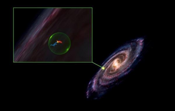حفره اسرارآمیز عظیمی با عرض 500 سال نوری در کهکشان راه شیری کشف شد