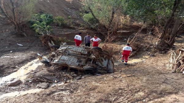امدادرسانی به بیش از 2 هزار نفر با همت نیرو های امدادی هلال احمر